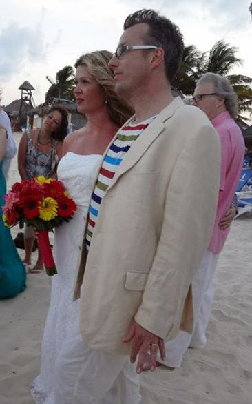 Charlie Master & Mona Fahmy Wedding